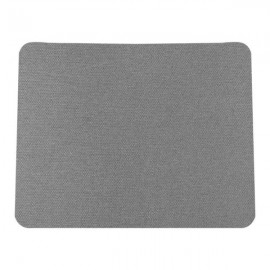 Mouse Pad Simples Cinza Mpc