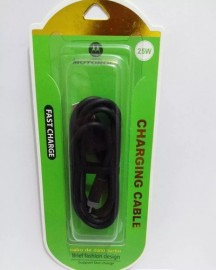 Cabo Tipo C 25W Charging Cable